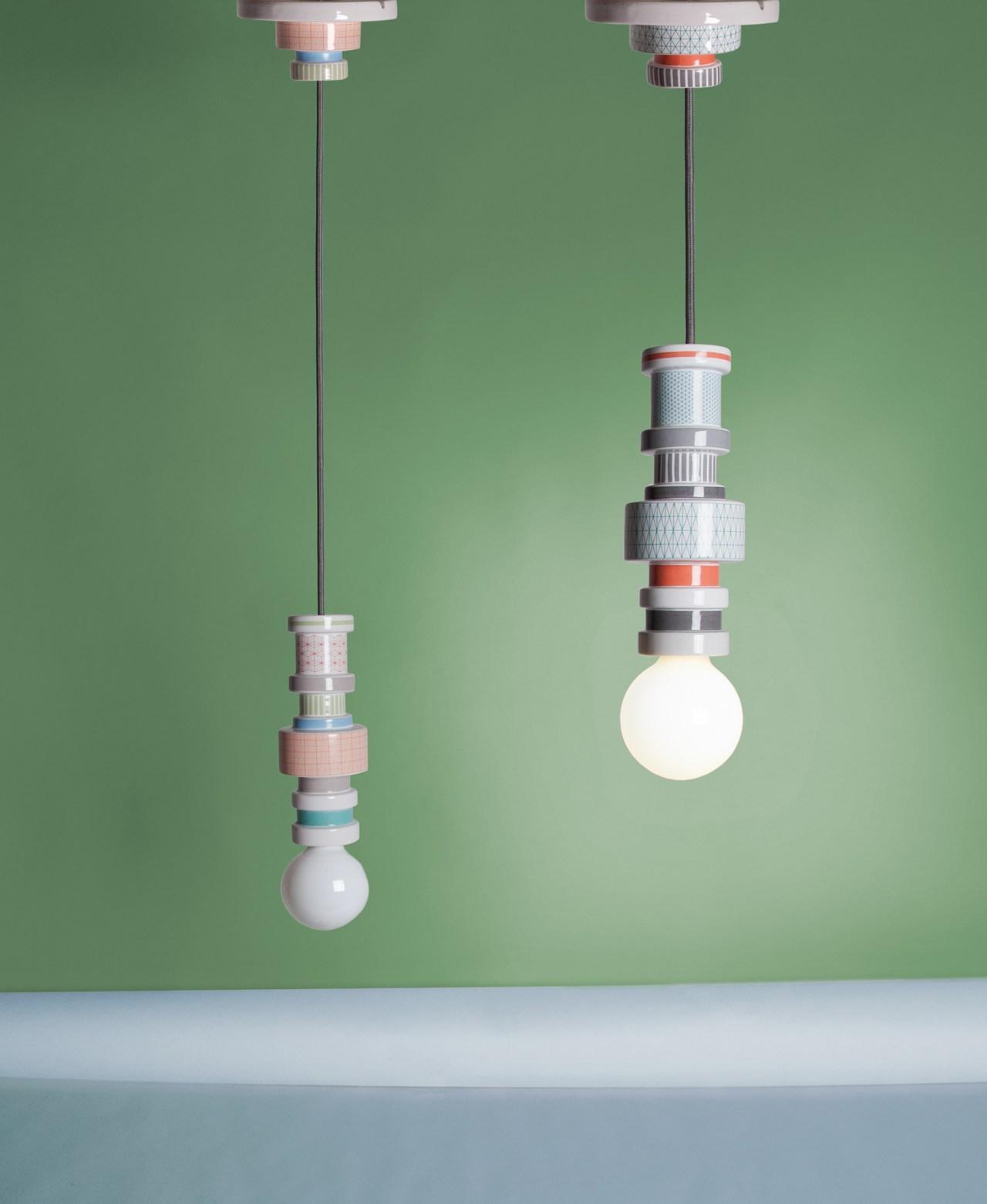 Moresque Pendant Lamps by Alessandro Zambelli for Seletti