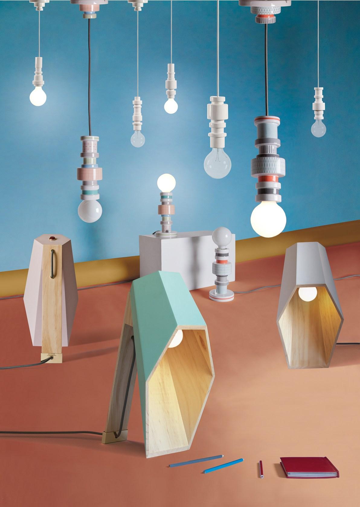 Moresque Lamps by Alessandro Zambelli for Seletti