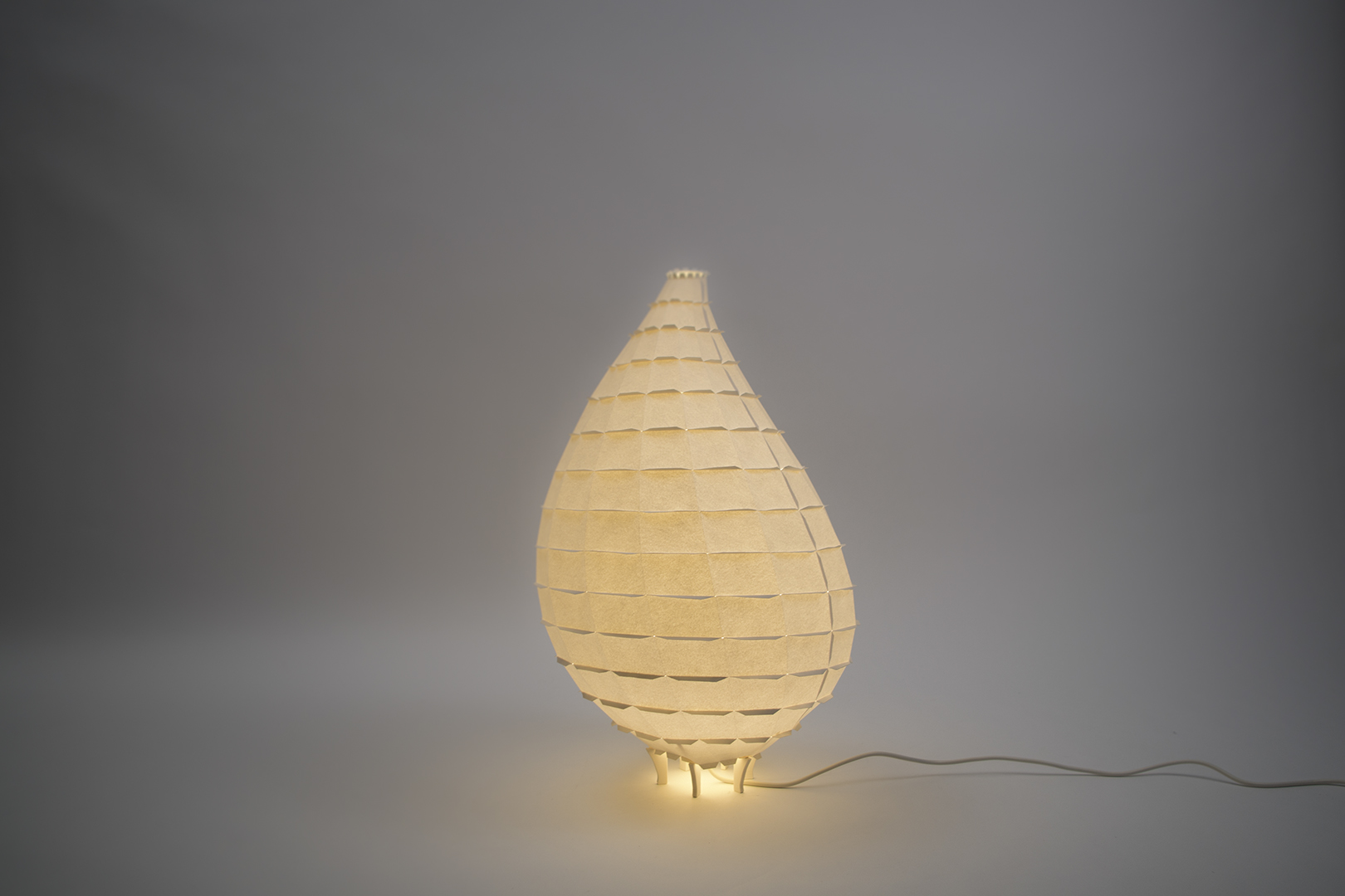 Polyp Lamps by Justin Bailey