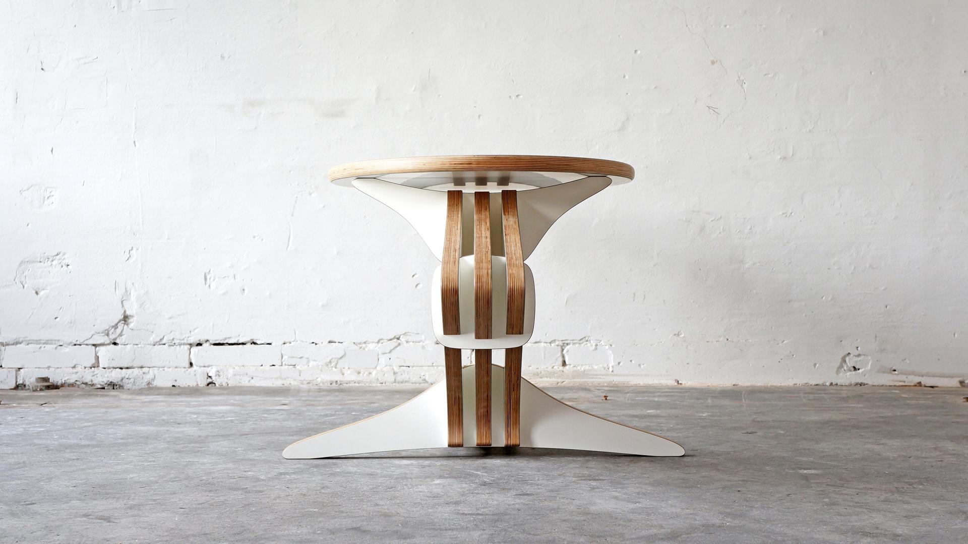 Qvist Coffee Table by Peter Qvist Lorentsen