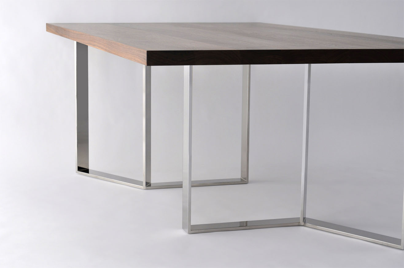 Roundhouse Table by Reza Feiz for Phase Design