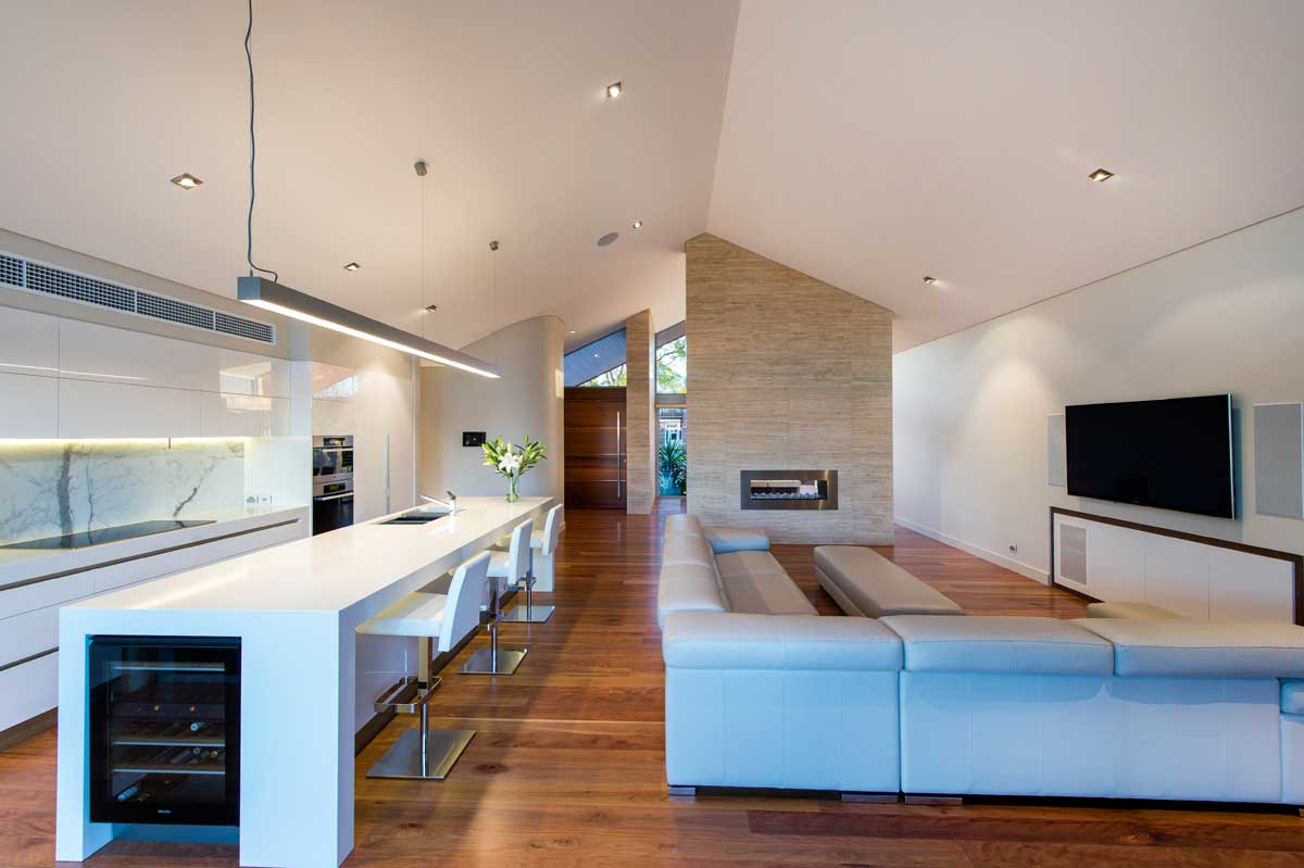 Salter Point House in Western Australia by Mountford Architects