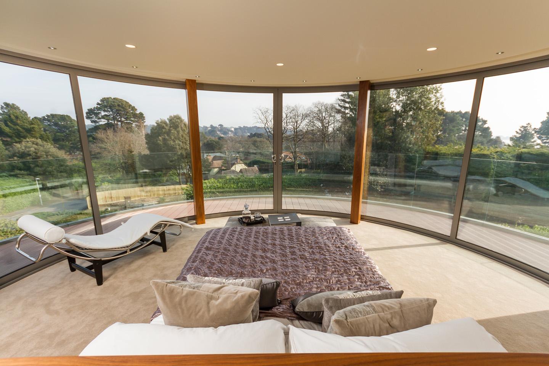 Ventura House in Dorset, UK by David James Architects & Associates