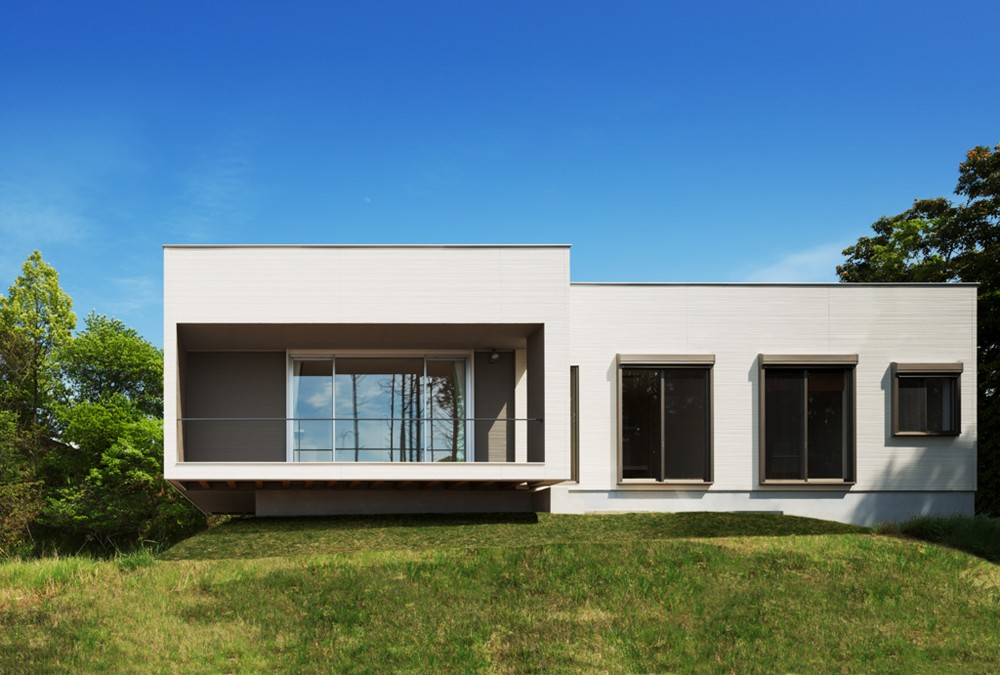 Y7 house in nagasaki japan by architect show sohomod blog for Home architecture blog