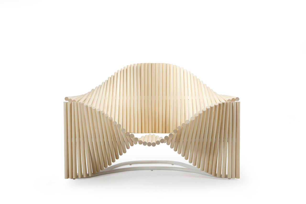 Animistic Chair by Eduardo Benamor Duarte