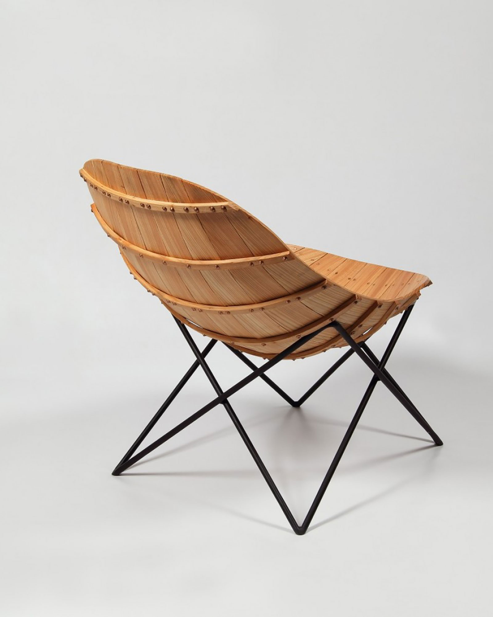 Carvel Chair by Andrew Clancy & Mathew O'Malley for Déanta