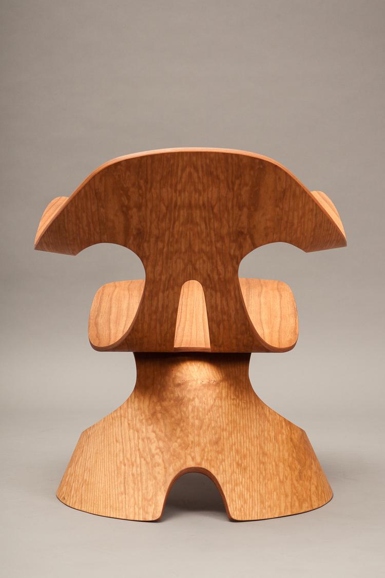 Cirro Lounge Chair by Xander Bremer