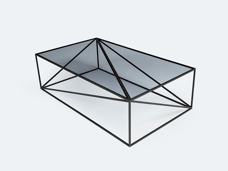 Gabo Coffee Table by Abra Design Studio