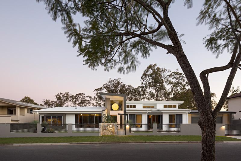 The Golf House in Brisbane, Australia by Studio 15b