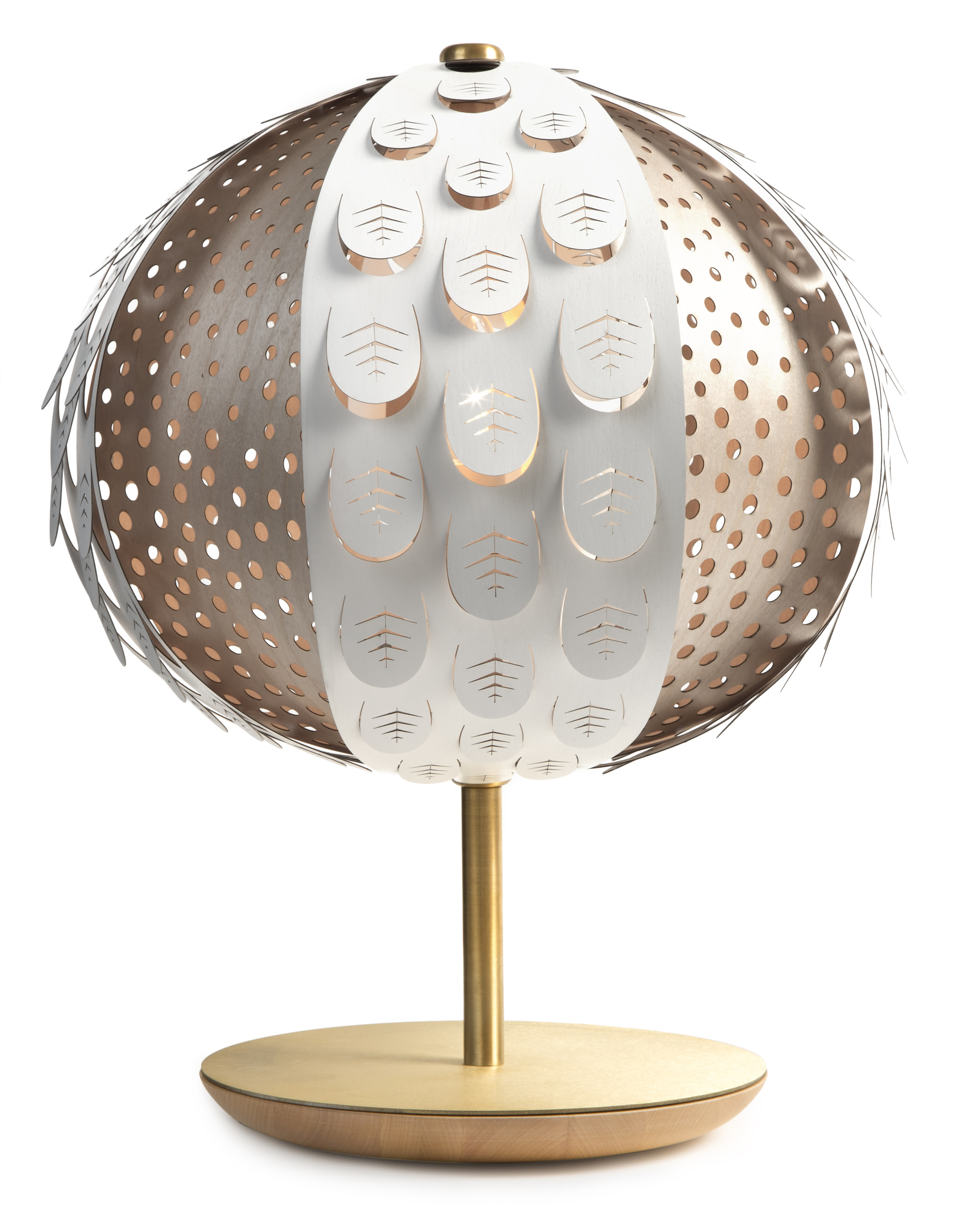 Knopp Table Lamp by Ania Pauser for Klong