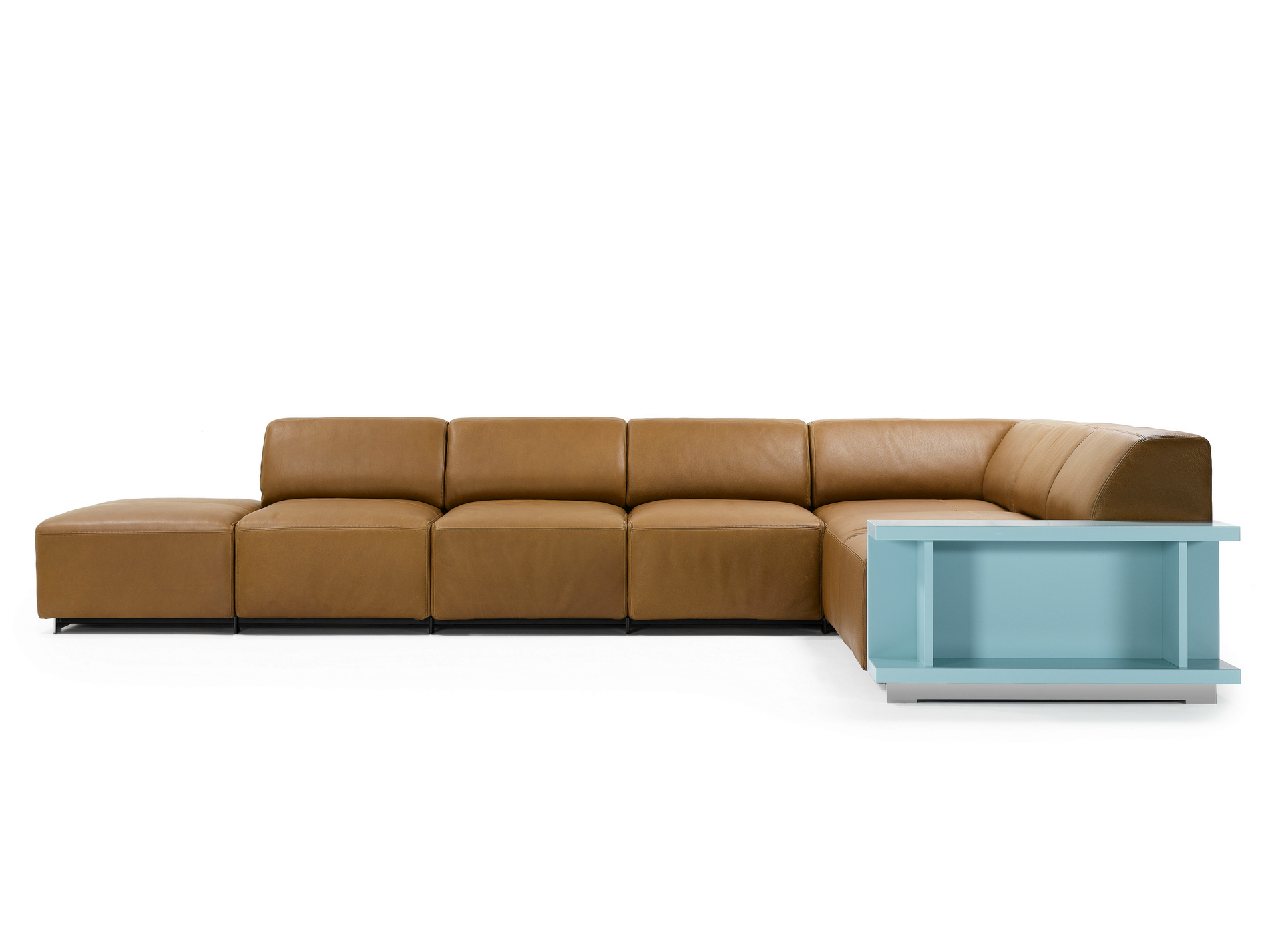 LONG ISLAND Sofa by Kai Stania for Durlet - Sohomod Blog