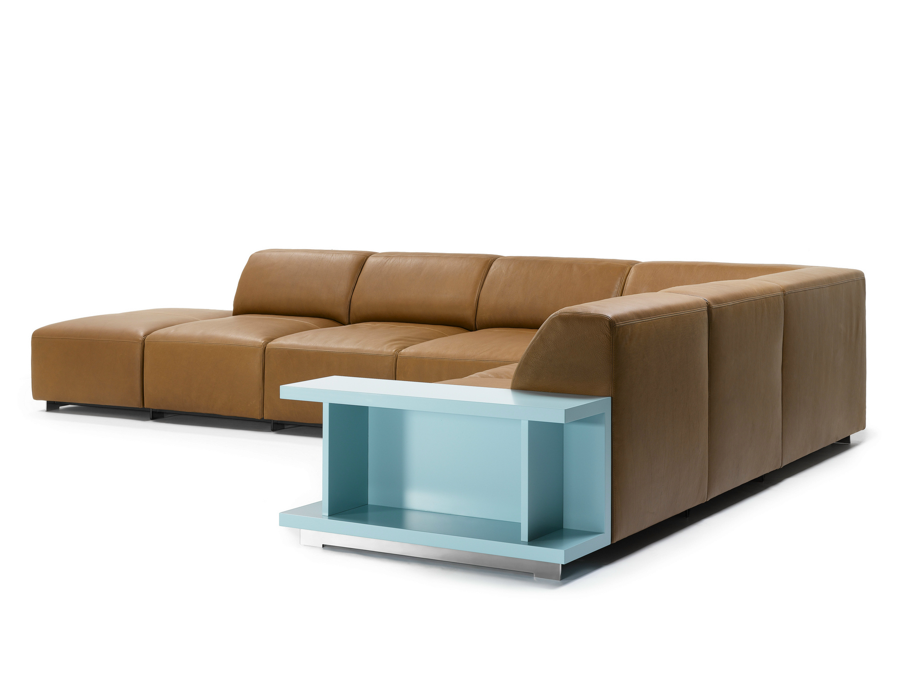 LONG ISLAND Sofa by Kai Stania for Durlet - Sohomod Blog