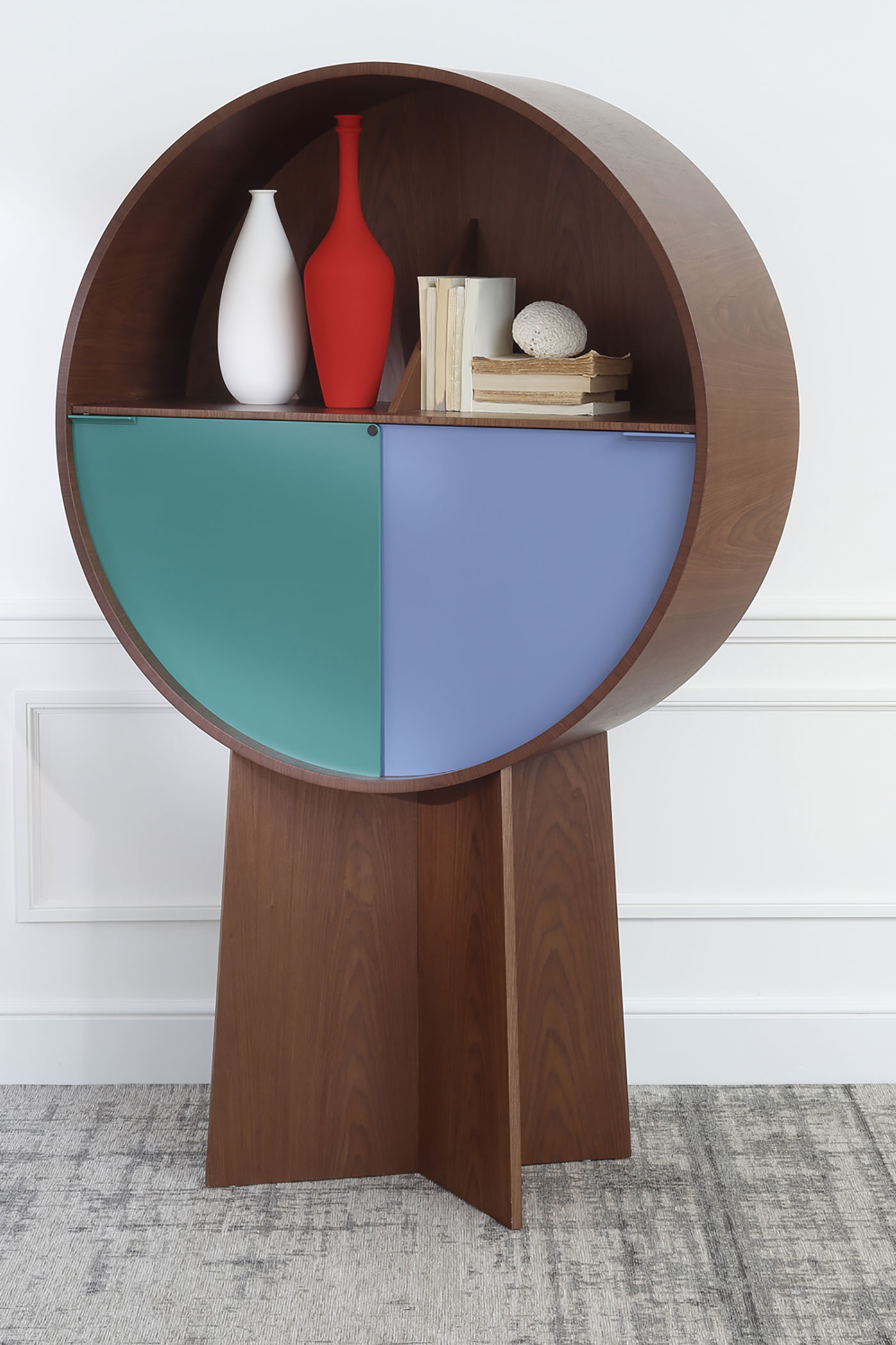 Luna Cabinet by Patricia Urquiola for Coedition