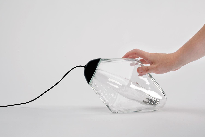 Mercure Lamp by Lucie Le Guen
