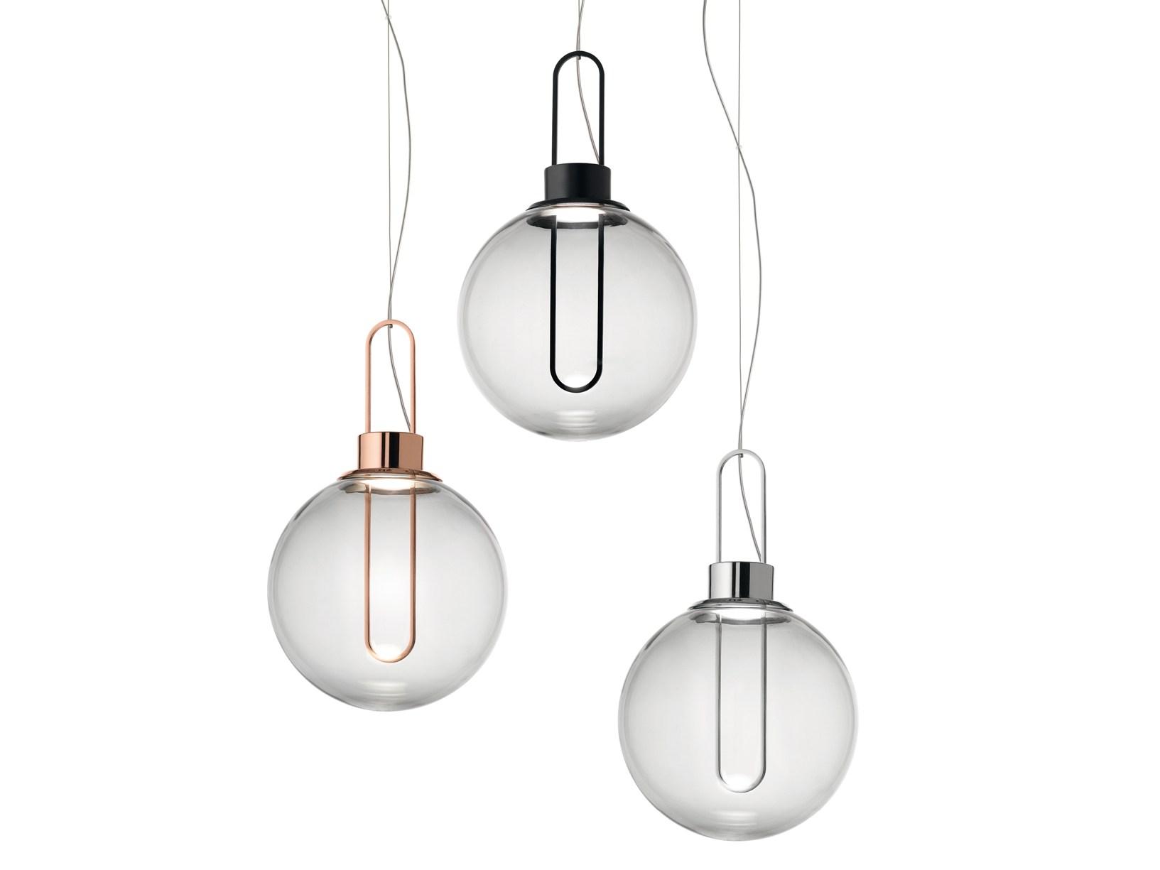orb pendant lamp by modoluce