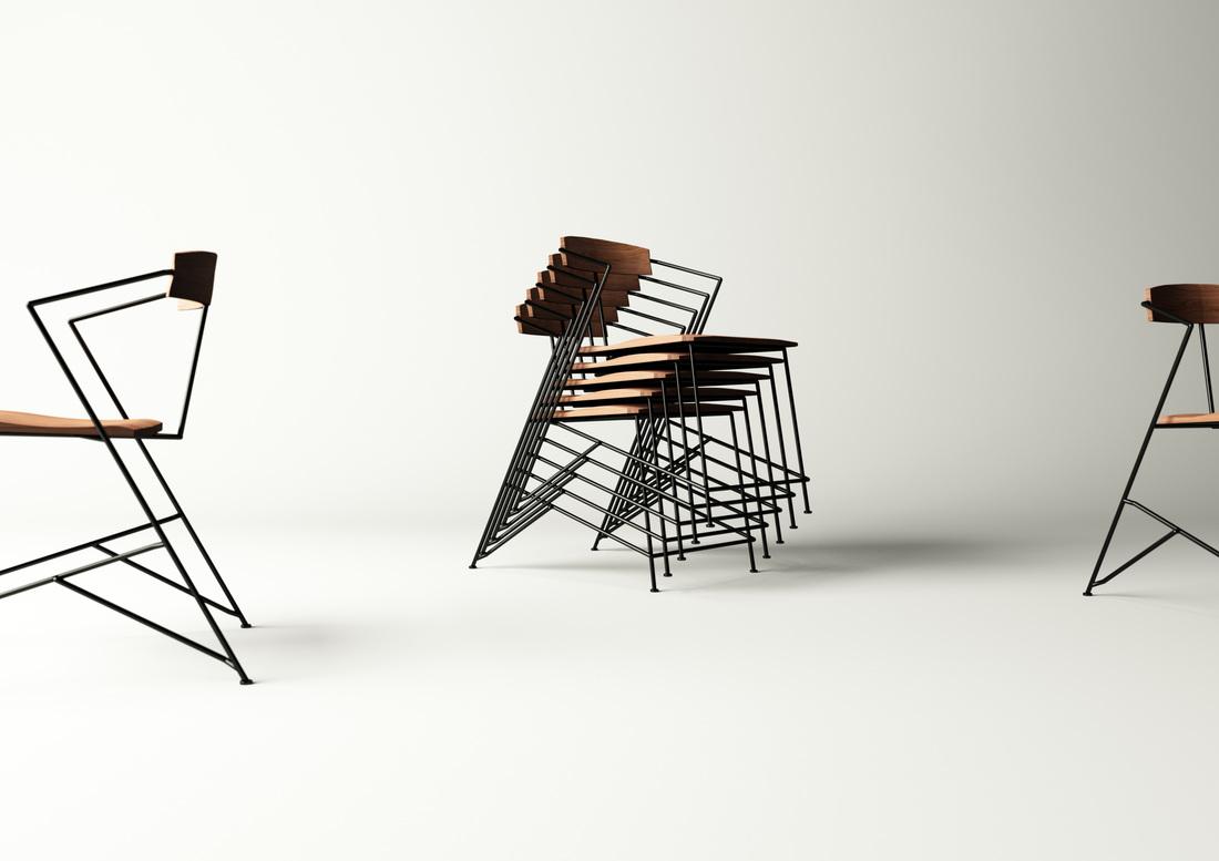 Power Chair by Mario Tsai