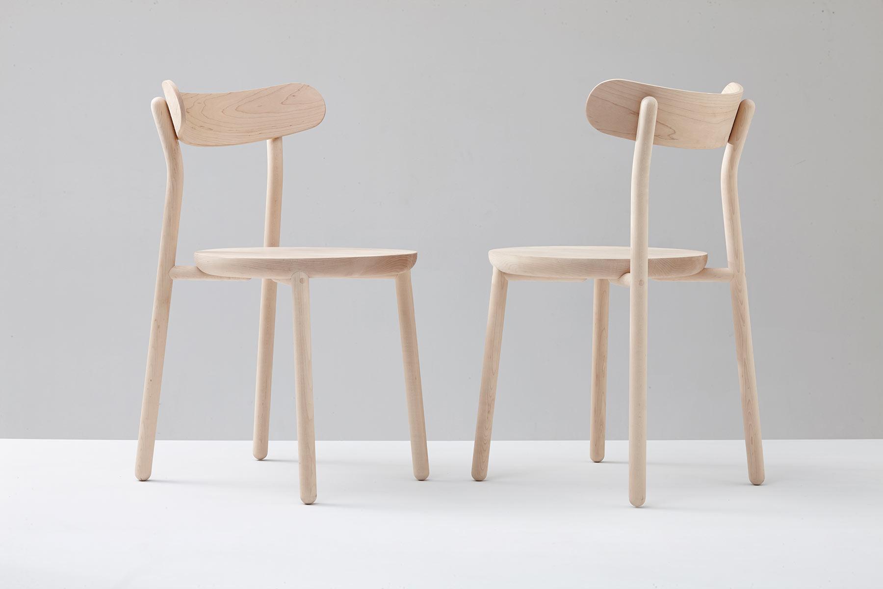 Them Chair by Nicholas Karlovasitis & Sarah Gibson for DesignbyThem