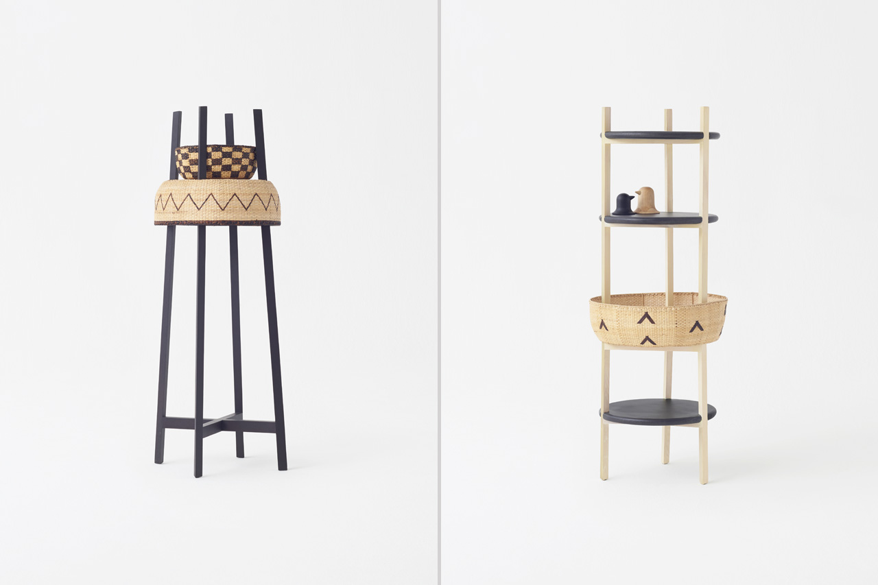 Tokyo Tribal Collection by Nendo for industry+