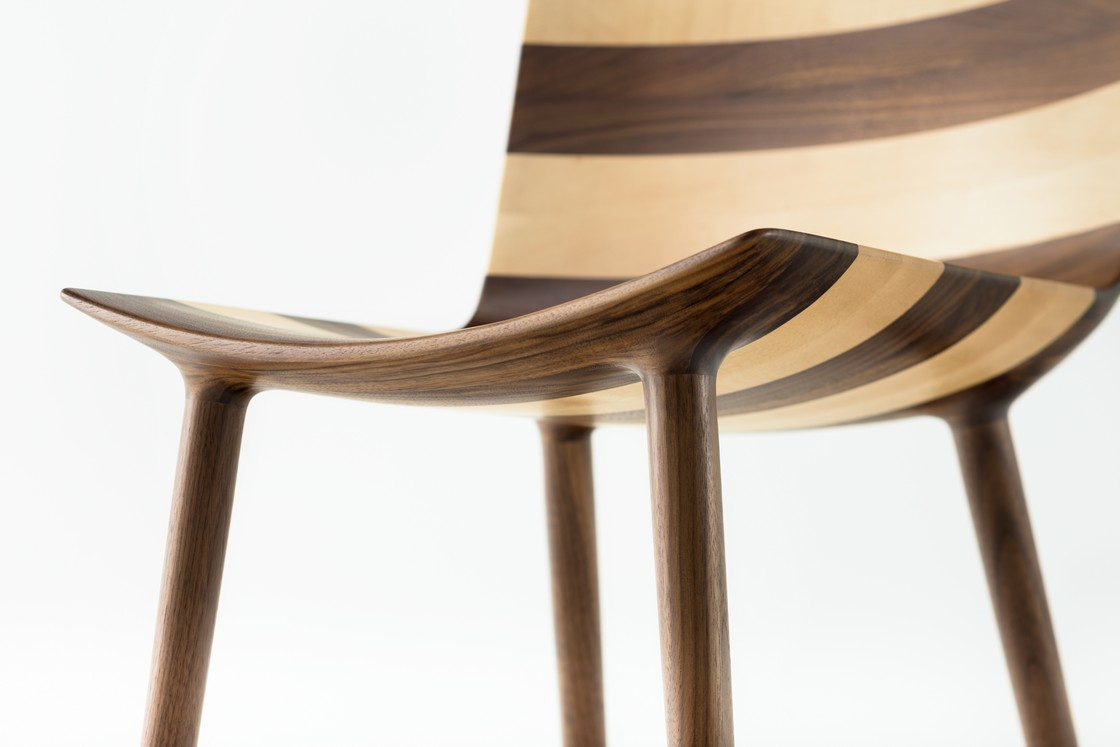 Wafer Chair by Claesson Koivisto Rune for Matsuso T