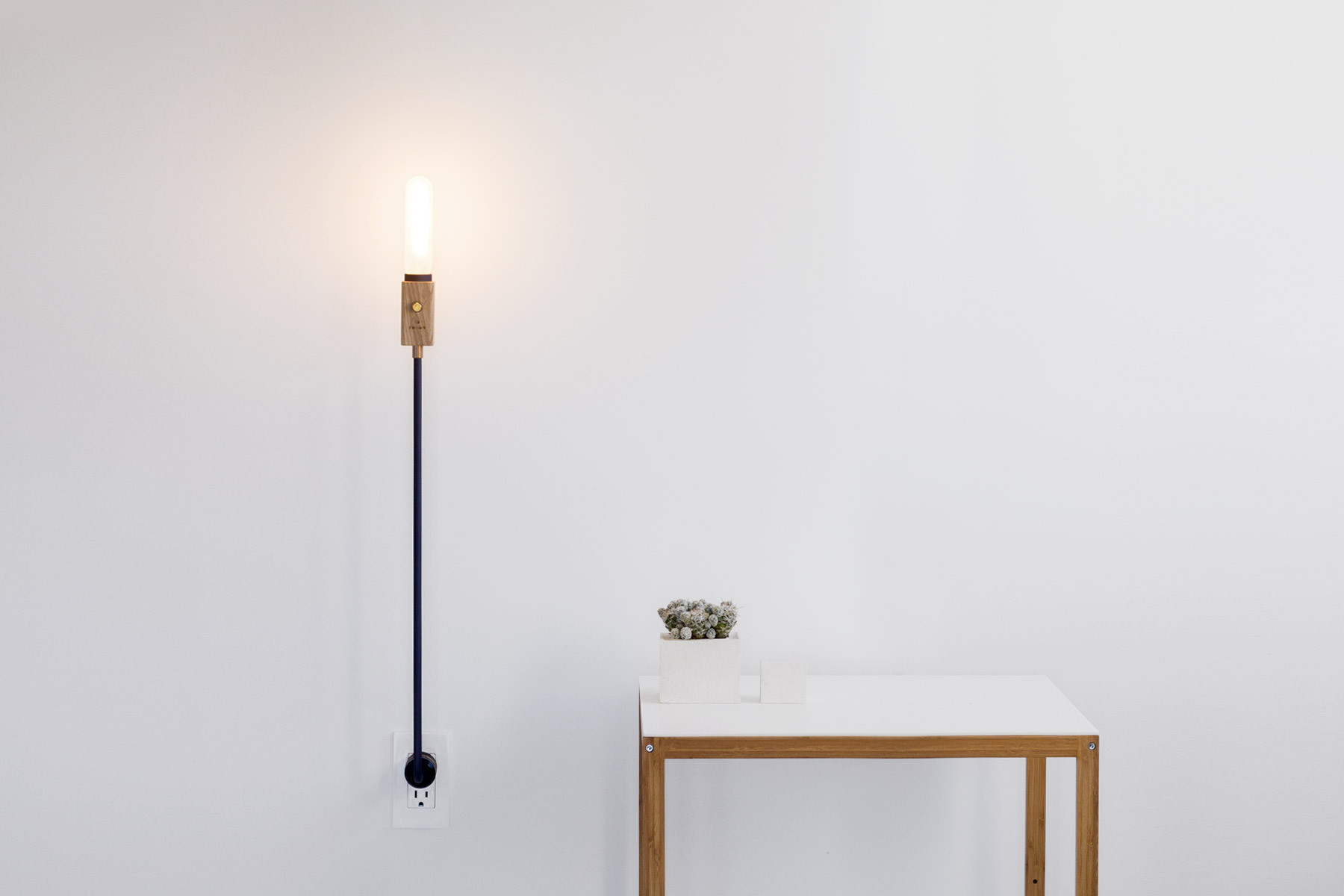 Wald Floor Lamp by Feltmark Sohomod Blog