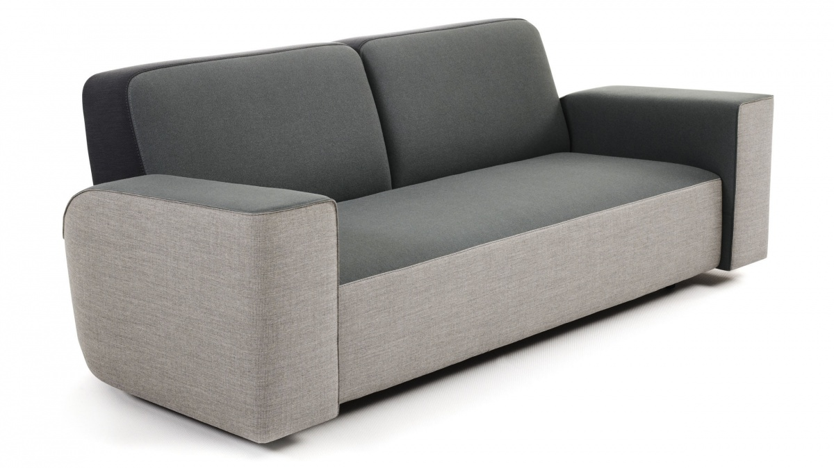 Zoom In Sofa by Arian Brekveld for Montis