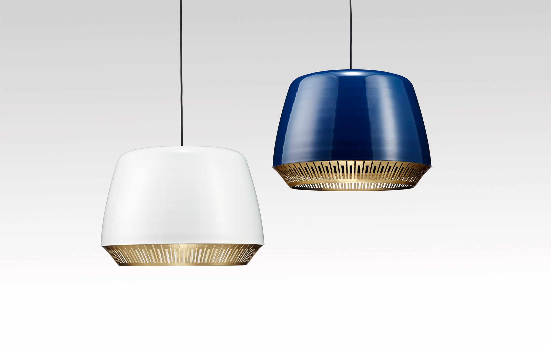Bezel Pendant Lamp by Anaesthetic Design