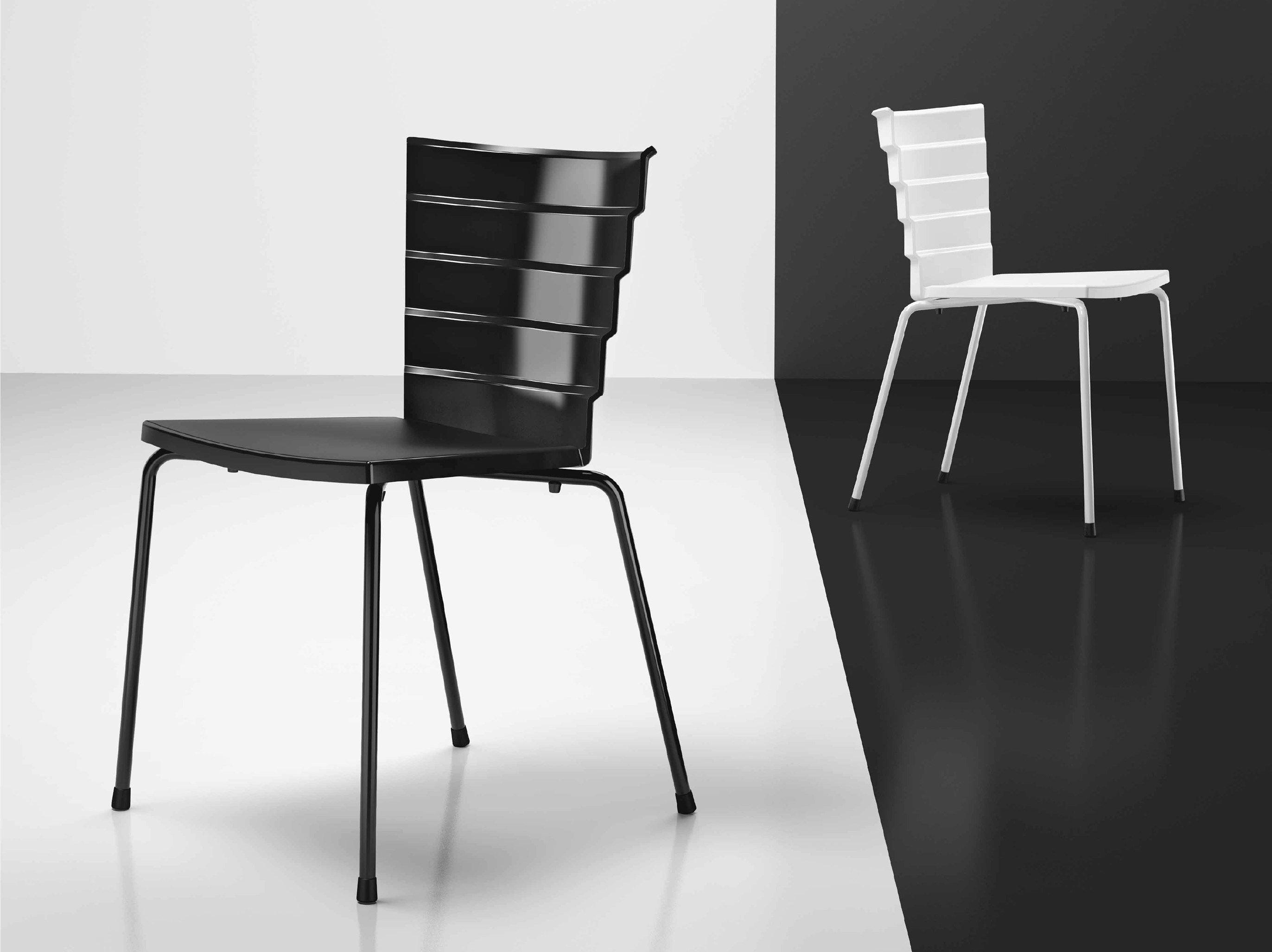 Marvelous Bikini Dining Chairs By Marc Sadler For Metalmobil