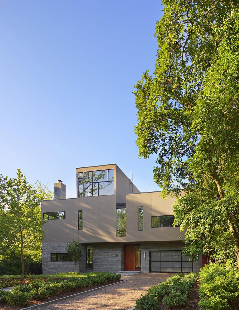 Brandywine House in Washington, DC by Robert M. Gurney