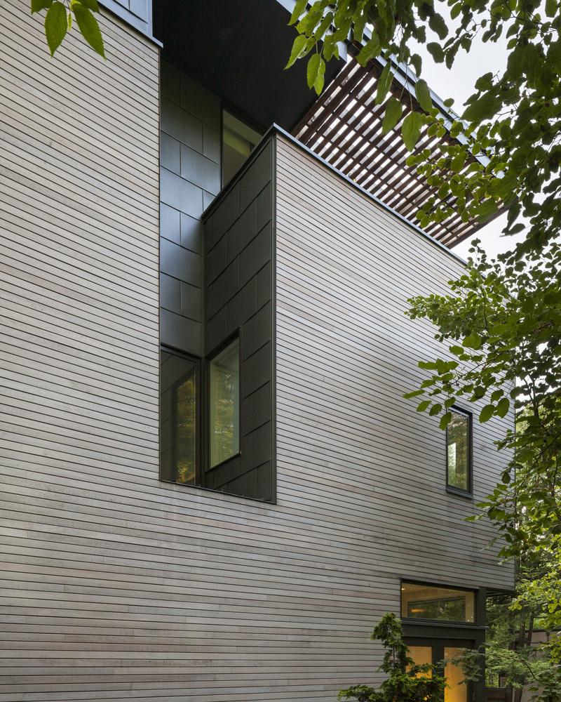 Cambridge House in Cambridge, Massachusetts by Anmahian Winton Architects