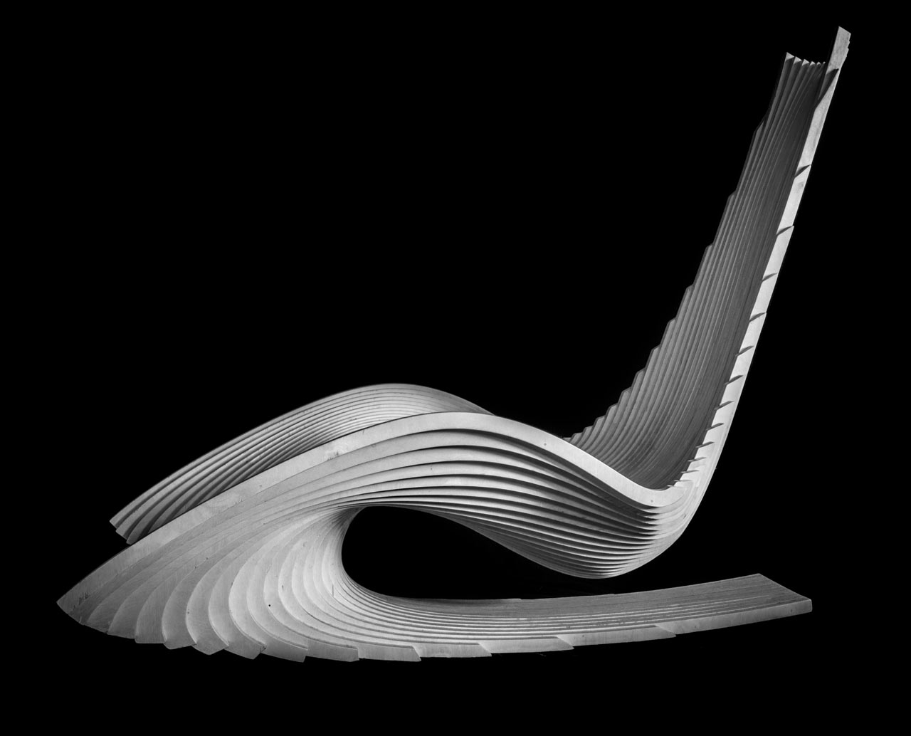 Diwani Rocking Chair by AE SUPERLAB