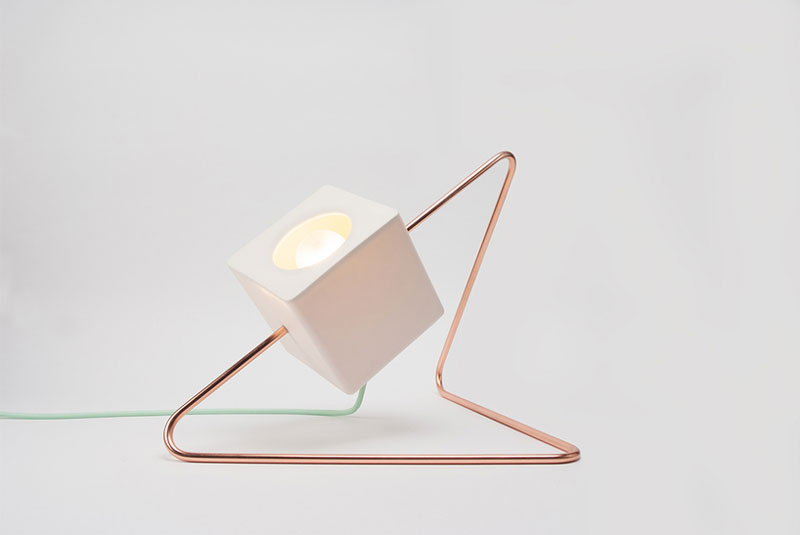 Focal Point Table Lamp by Designlump
