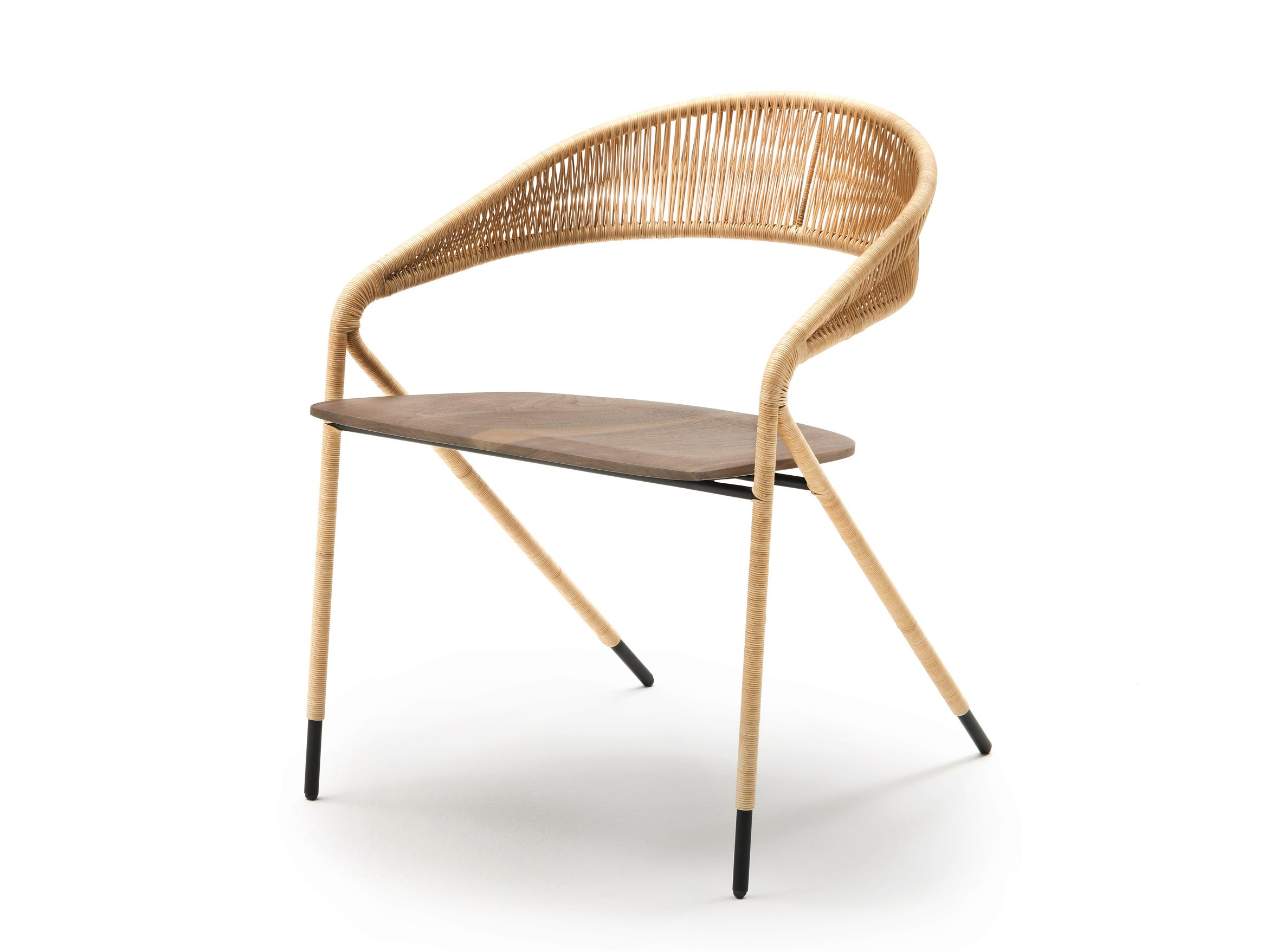 George's Dining Chair by David Lopez Quincoces for Living Divani