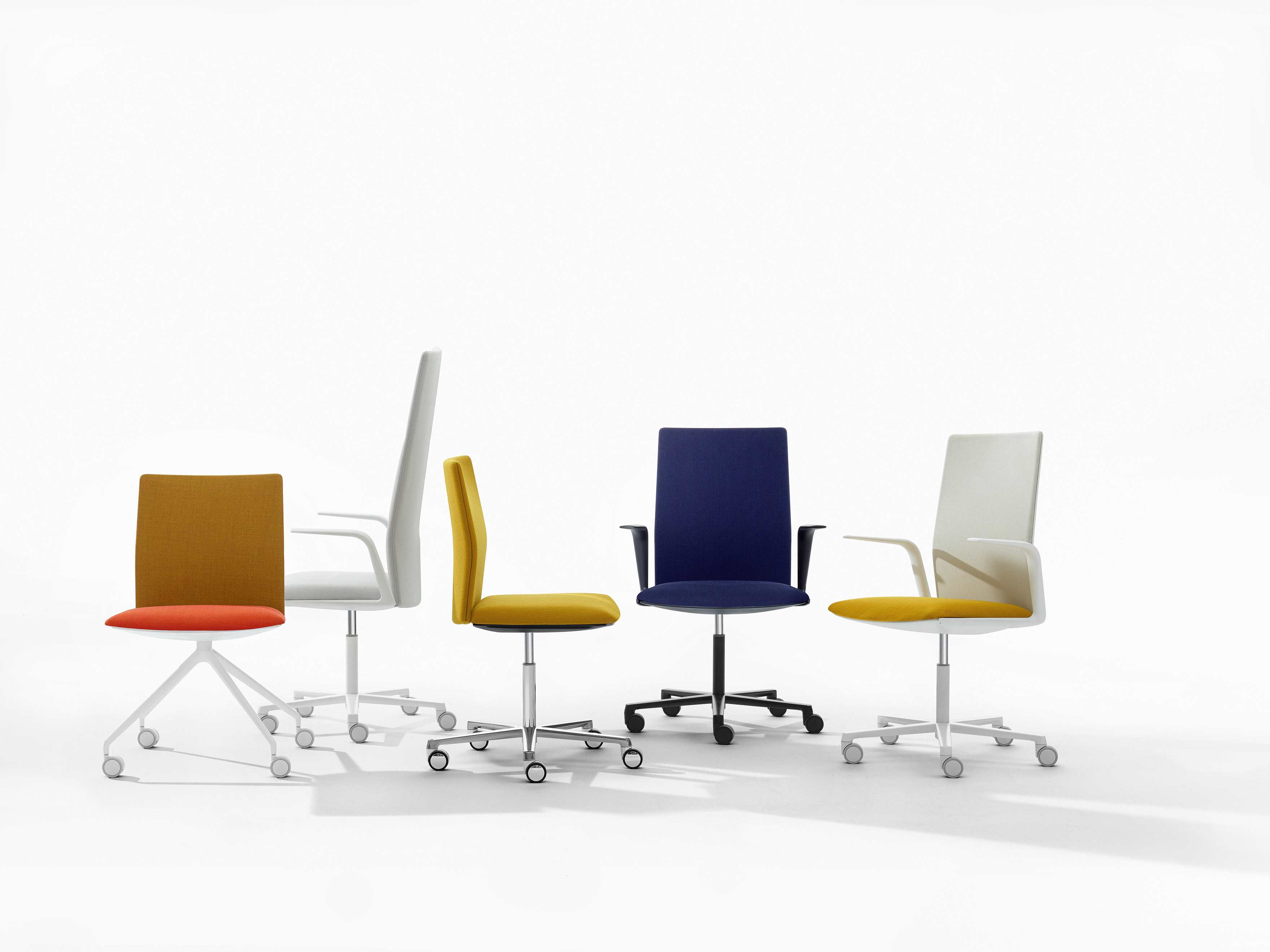 Kinesit Office Chairs by Arper