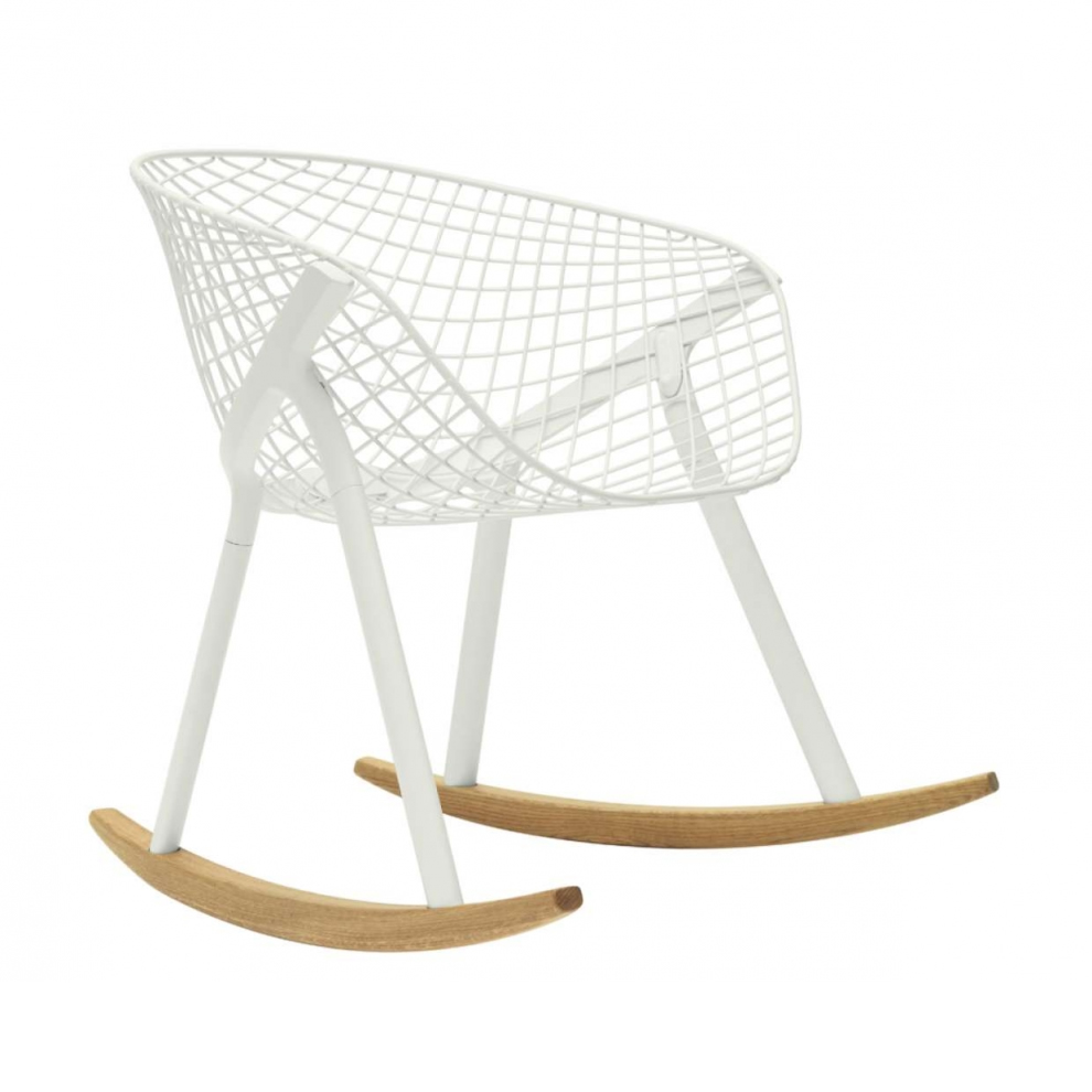 Kobi Rocking Chair by Patrick Norguet for Alias