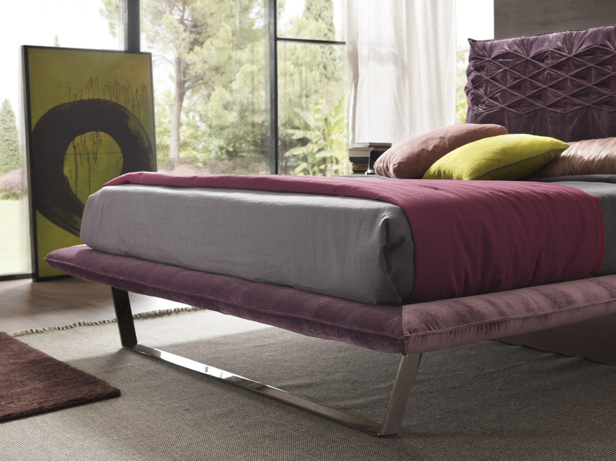 Nice Light Bed by Bolzan Letti