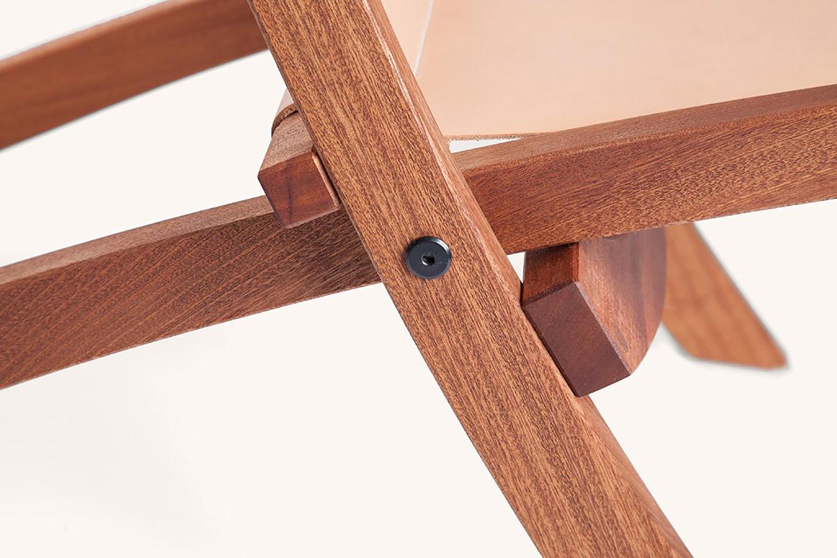 Nokori Folding Chair by Tanner Goods