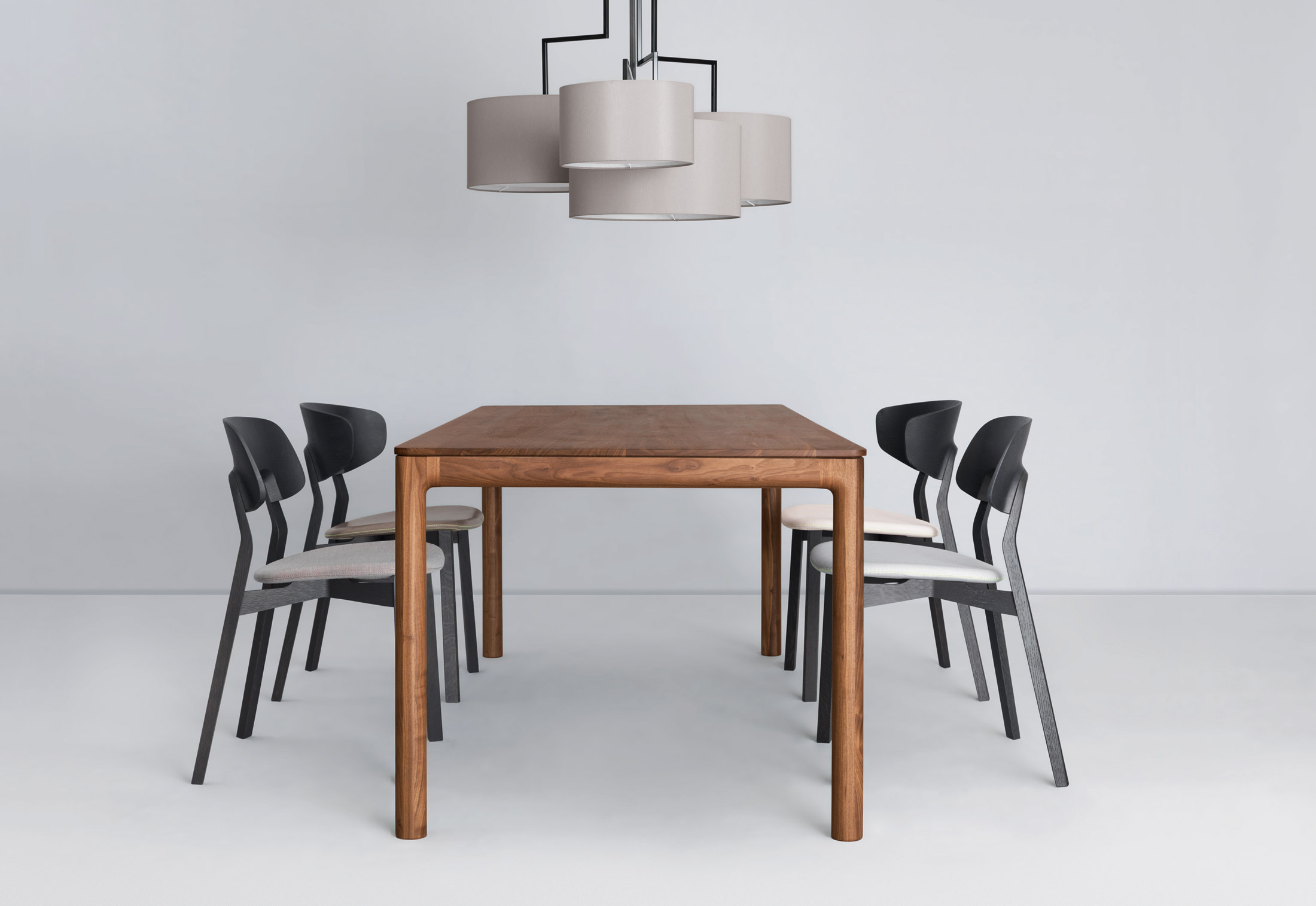 NONOTO Dining Chairs by Zeitraum