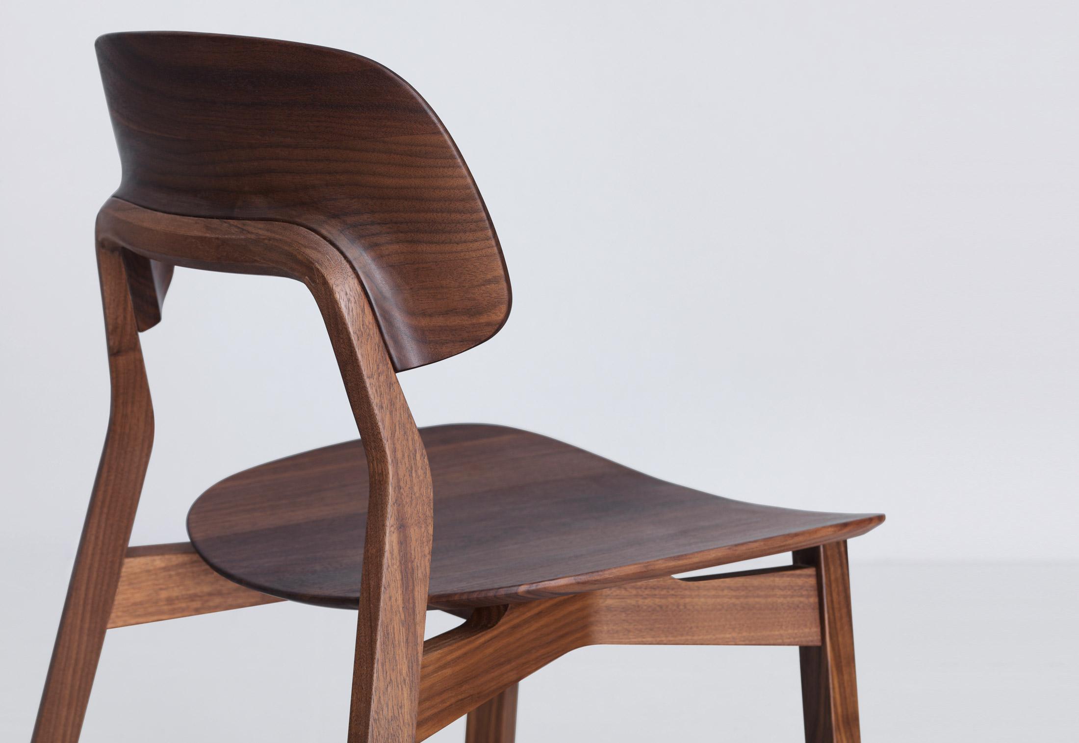 NONOTO Dining Chair by Zeitraum
