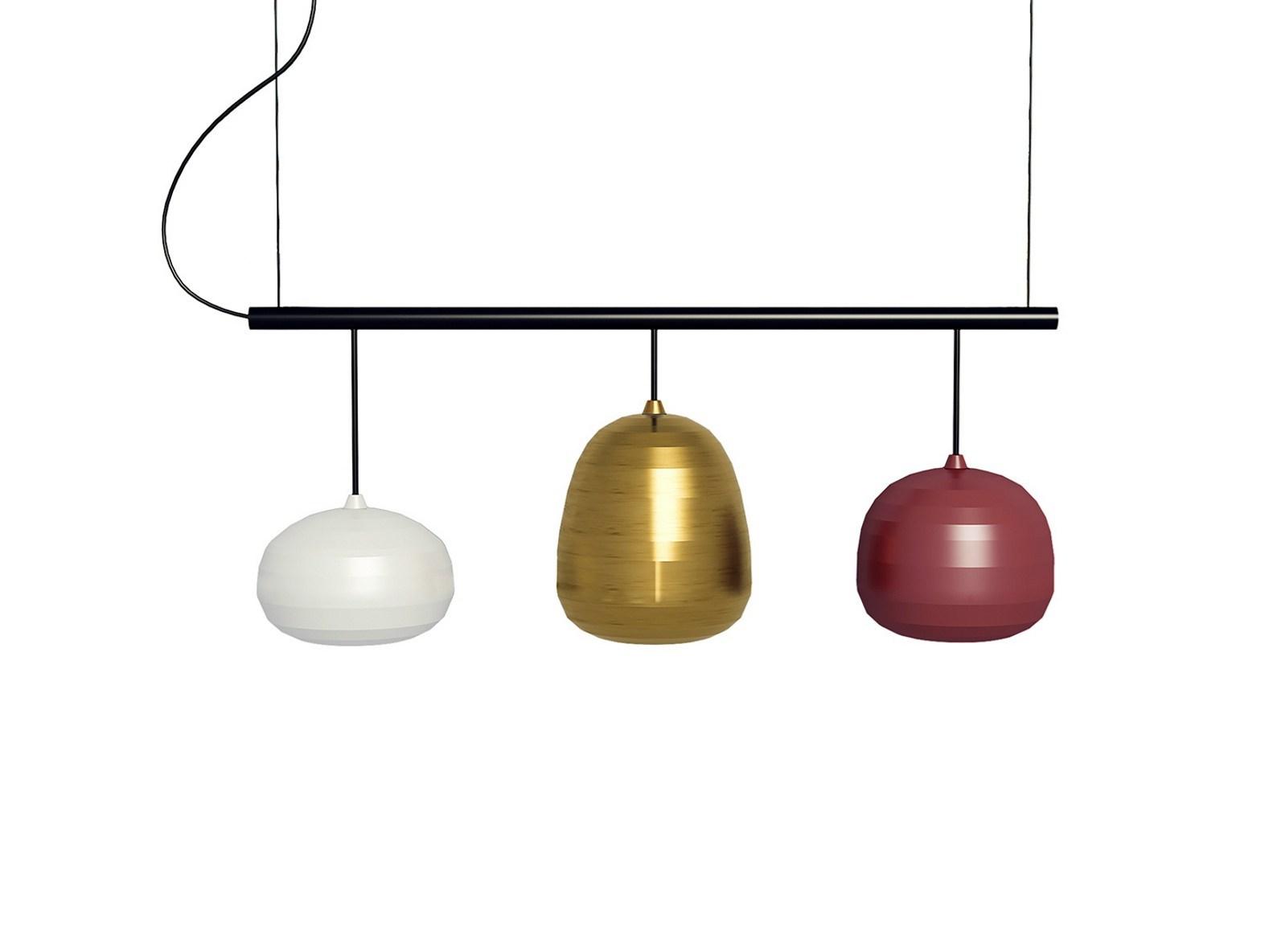 Pomi Pendant Lamp by Luca Nichetto for Zero Lighting