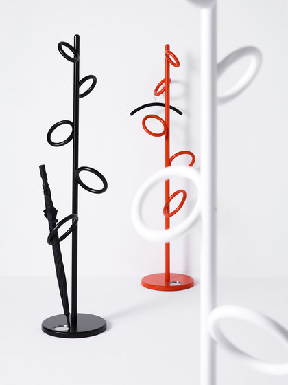 Raise Coat Stands by Andrés Nilson for Karl Andersson & Söner