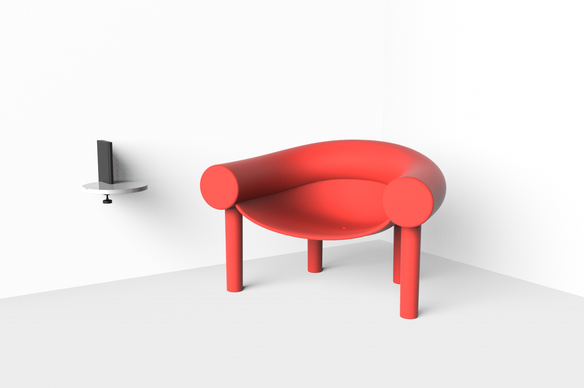 Sam Son Lounge Chair by Konstantin Grcic for Magis