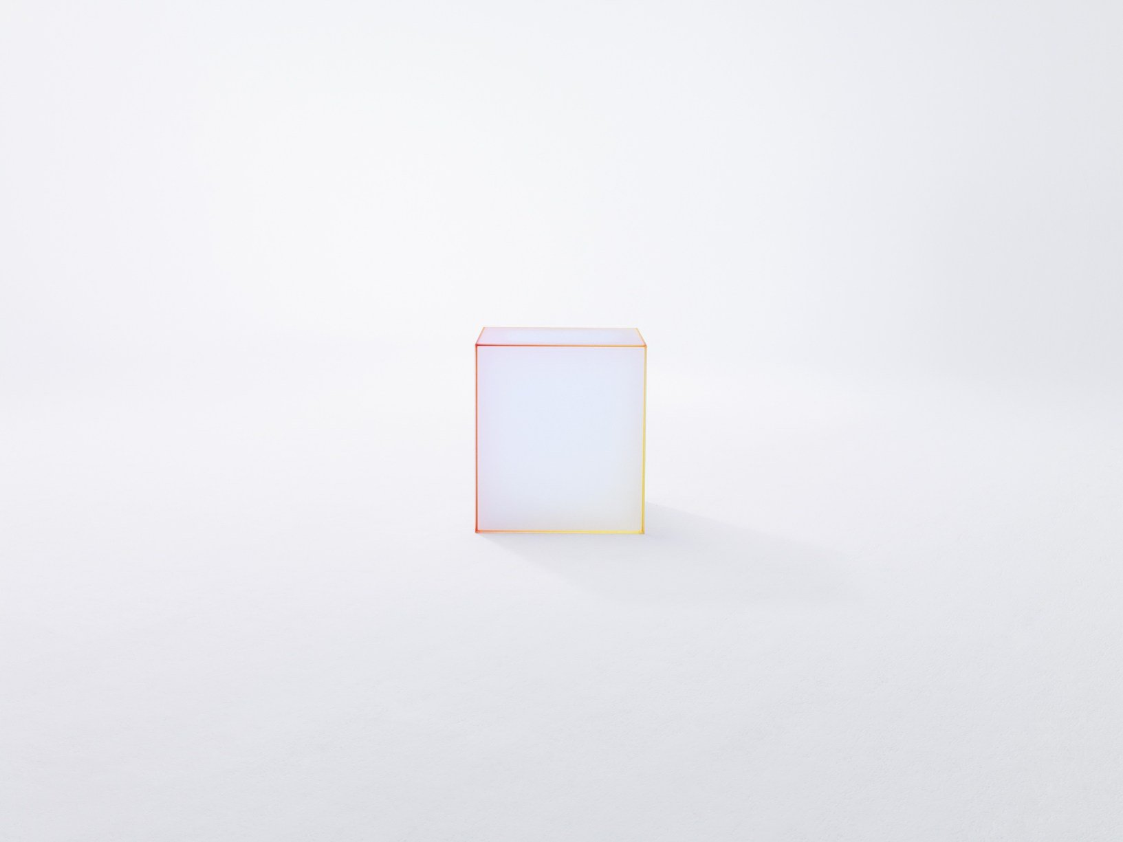 Soft Table by Nendo for Glas Italia
