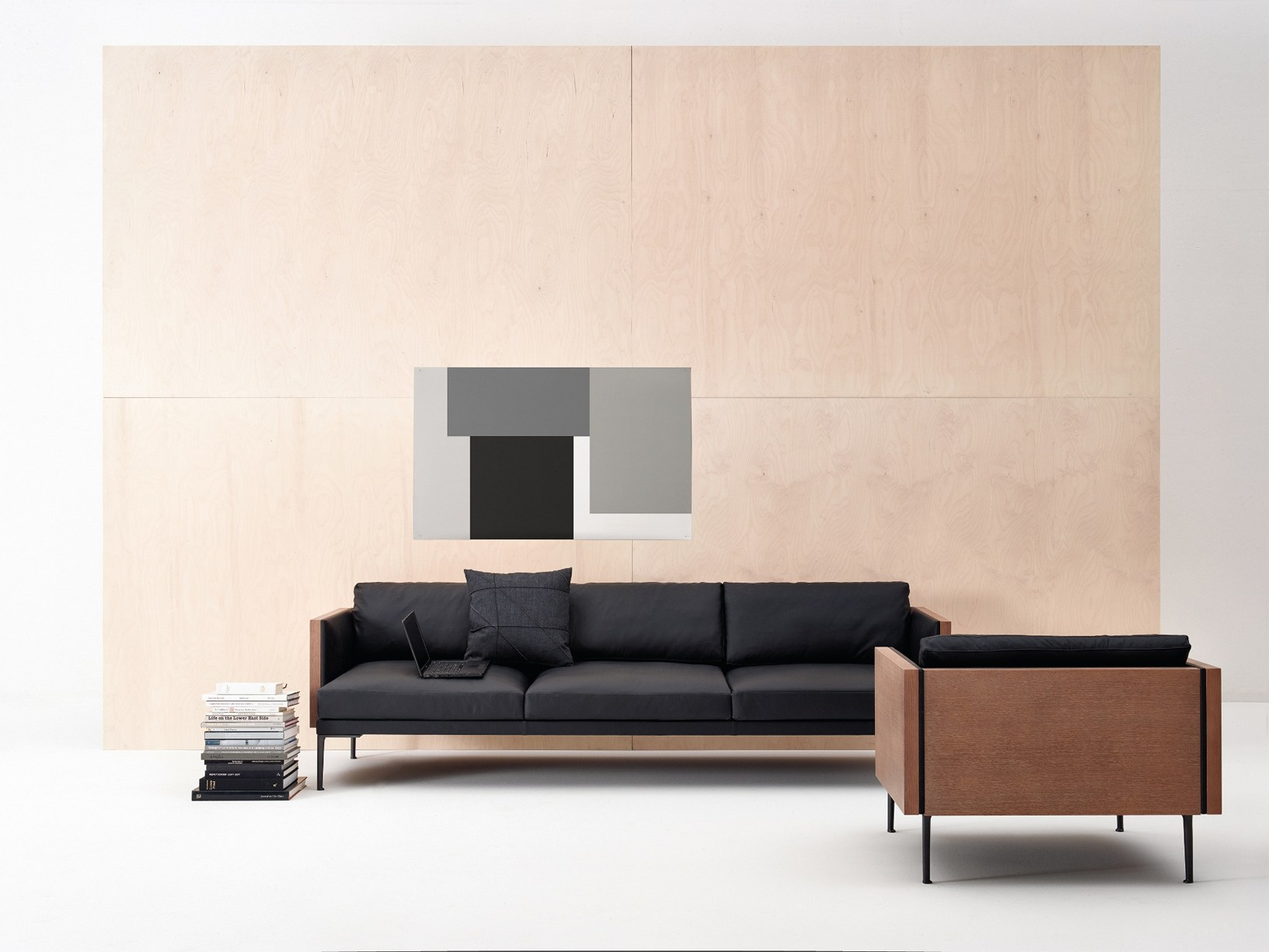 Steeve Collection by Jean-Marie Massaud for Arper
