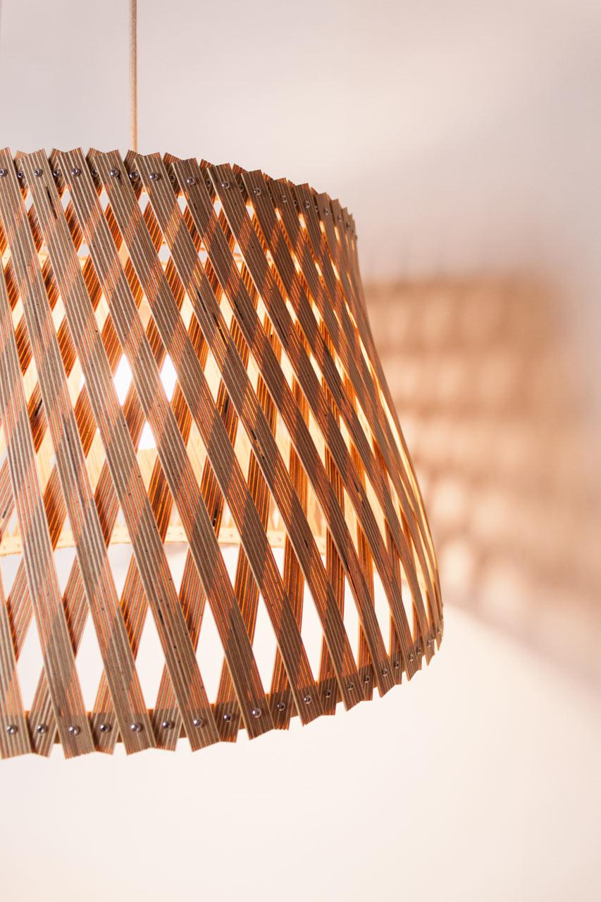 Upcycle Lamp XX by Benjamin Spöth