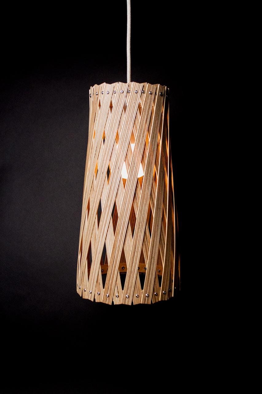 Upcycle Lamp XY by Benjamin Spöth