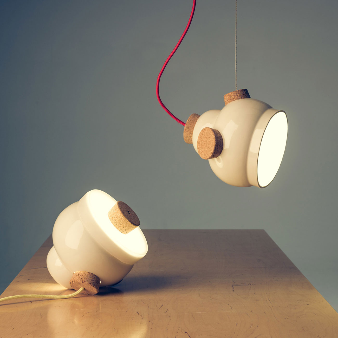 Winnie Lamps by Nikolo Kerimov
