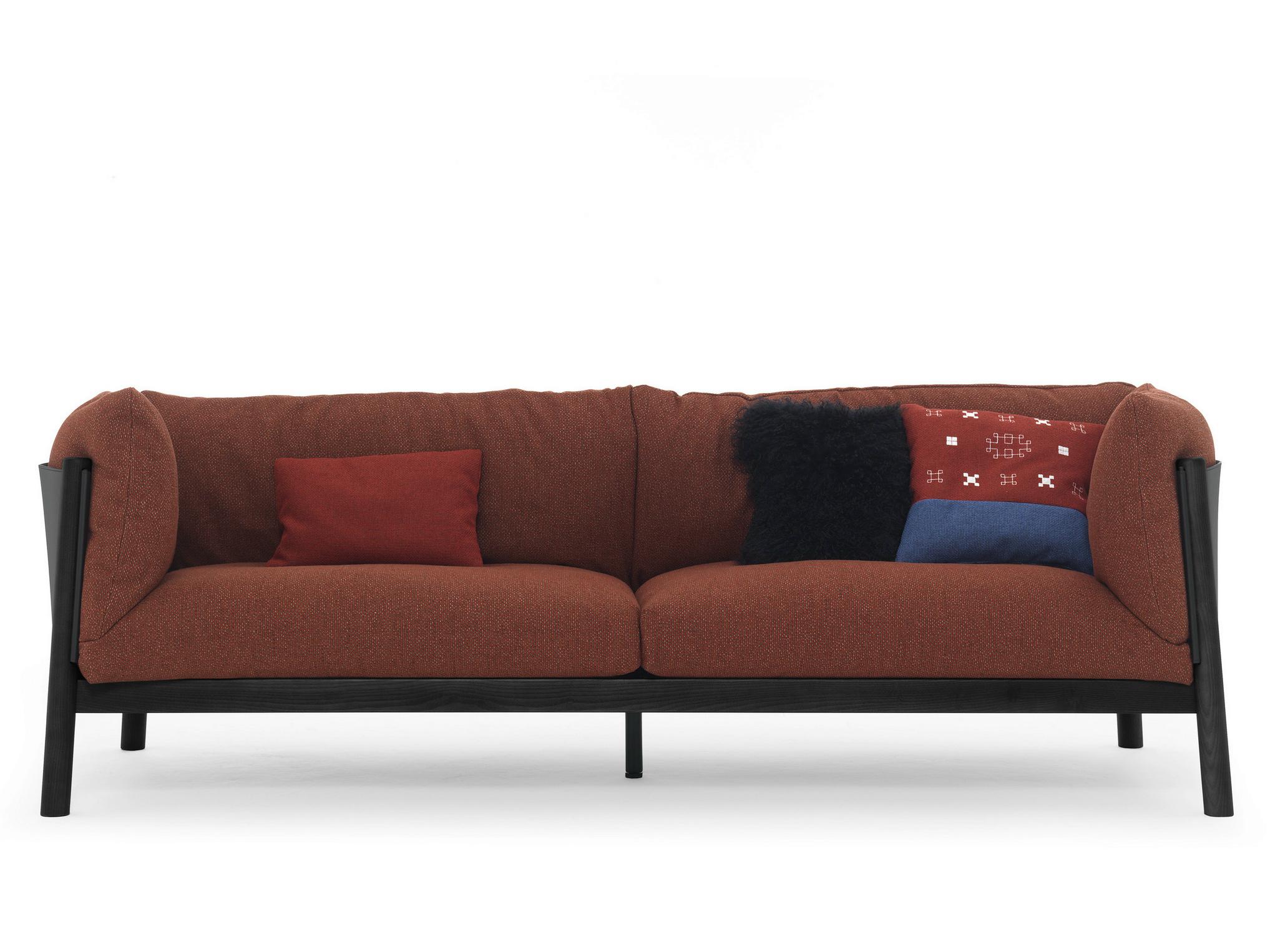 Yak Sofa by LucidiPevere for De Padova