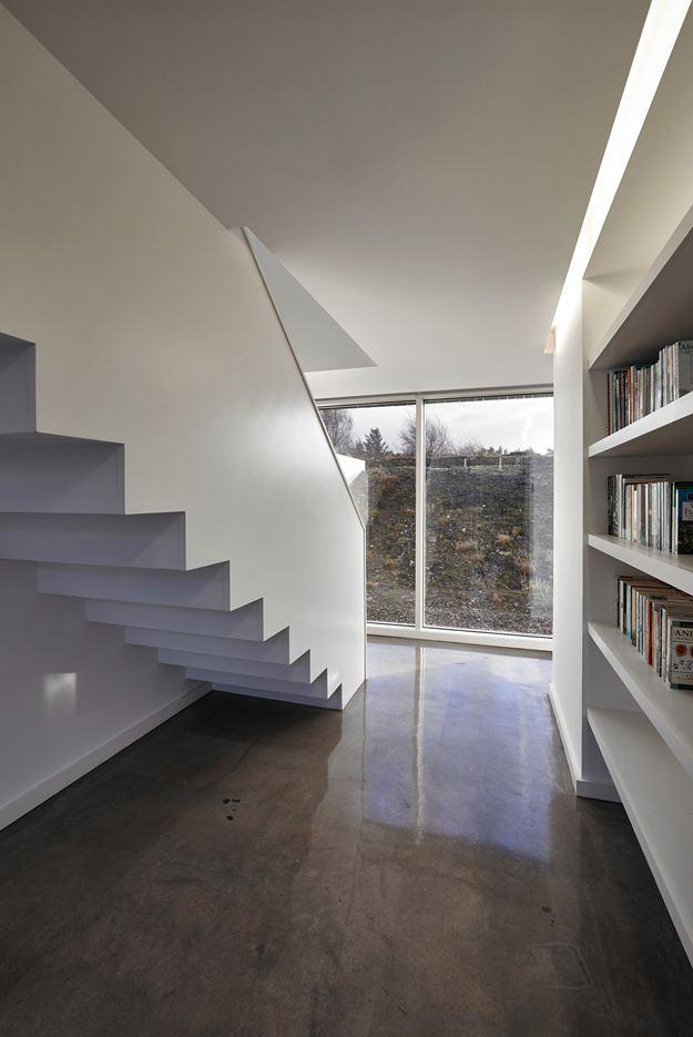 Beach House in Morar, United Kingdom by Dualchas Architects