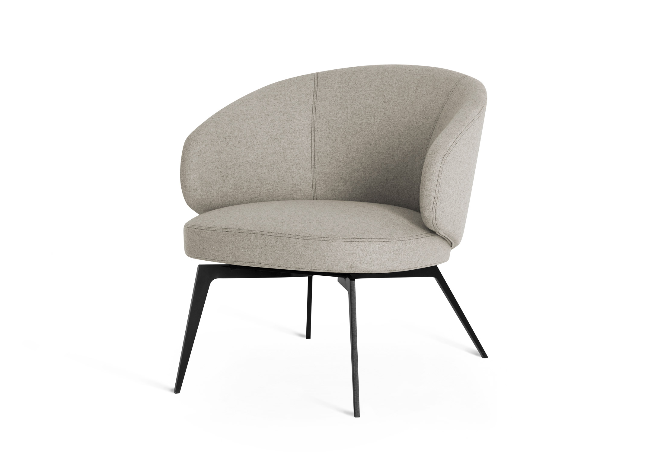 Bice Lounge Chair by Roberto Lazzeroni for Lema