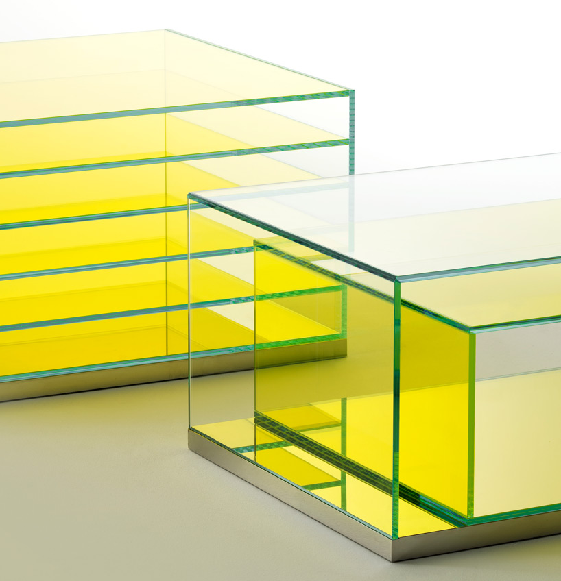 BOXINBOX Collection by Philippe Starck for Glas Italia